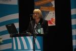 Frau Prof. Dr. Krauß-Leichert spricht die Begrüßungsworte