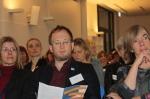 Prof. Dr. Kerstin Keller-Loibl, Prof. Tom Becker und Prof. Susanne Krüger (von links nach rechts)